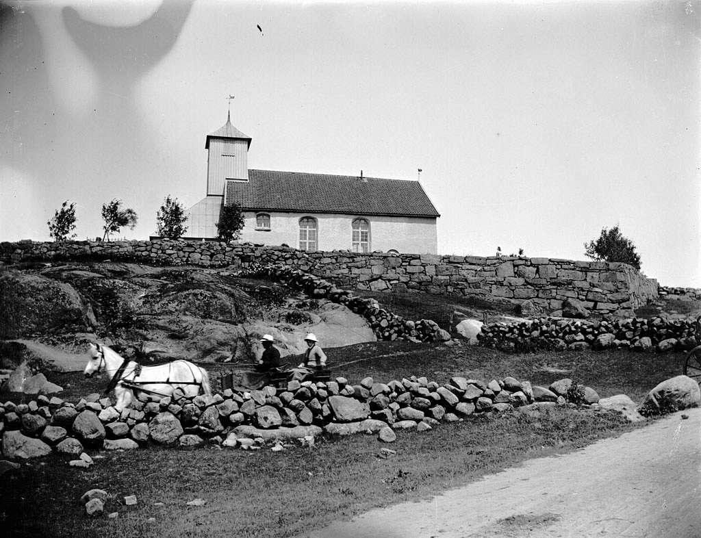 Bottna Church, Bohuslän, Sweden