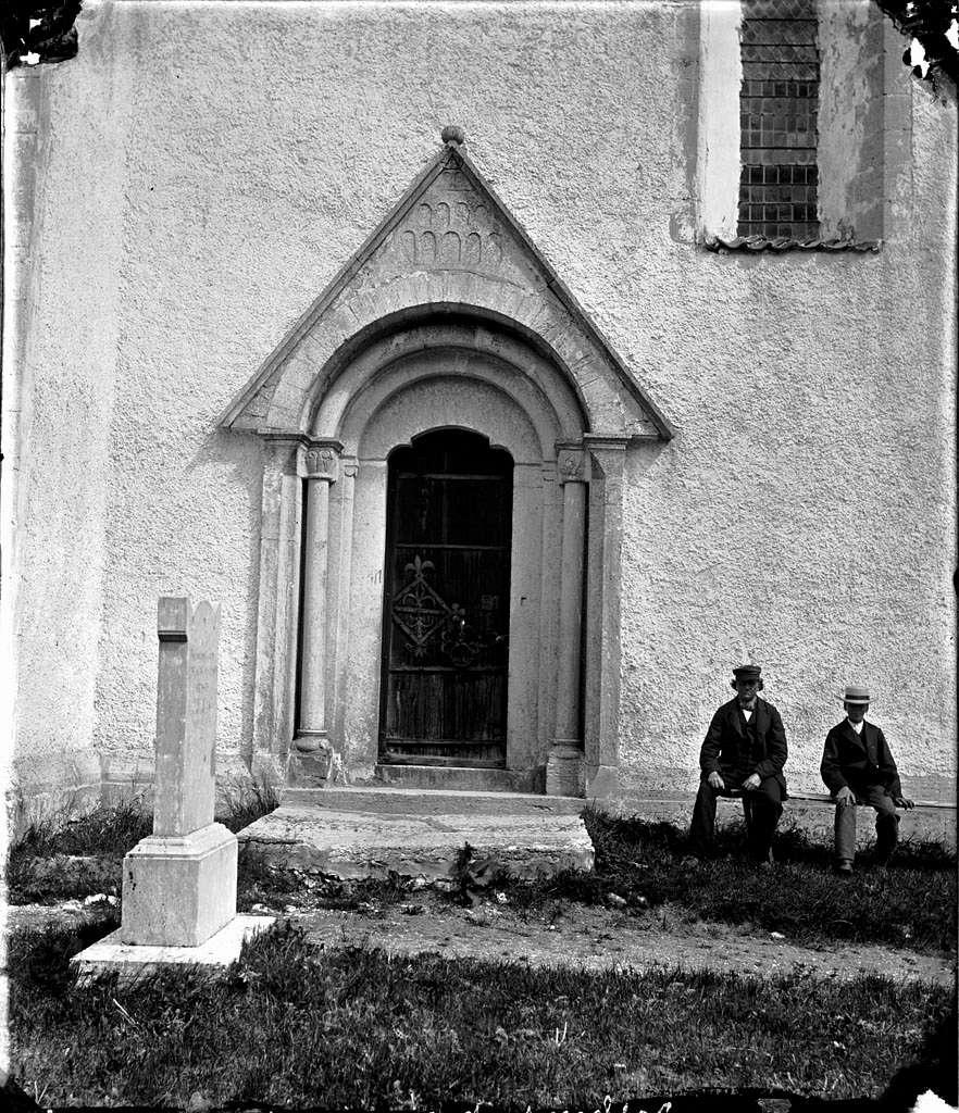 Dalhem Church, Gotland, Sweden
