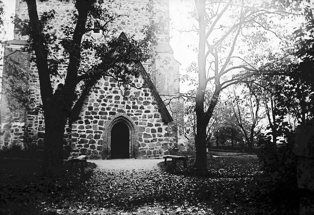 Gamla Uppsala Church, Gamla Uppsala (Old Uppsala), Uppland, Sweden