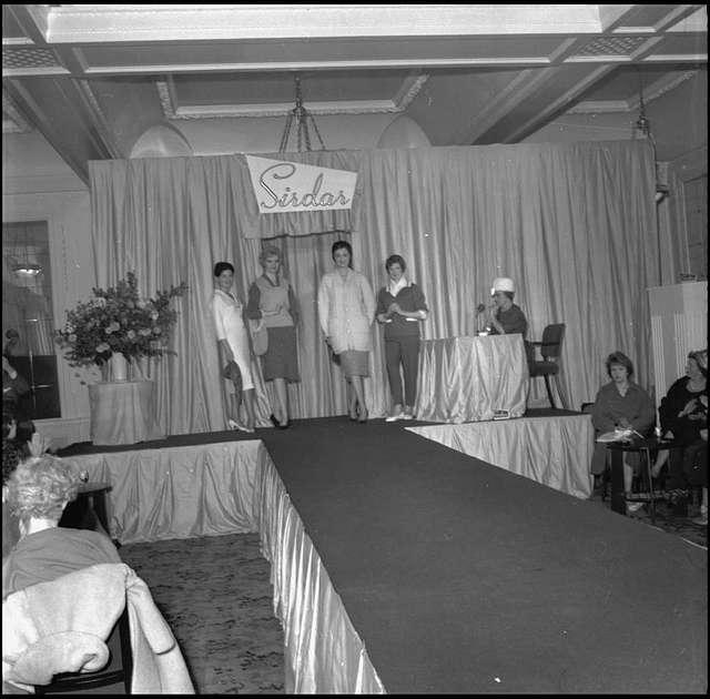 Harrop Brothers Fashion Parade 1960