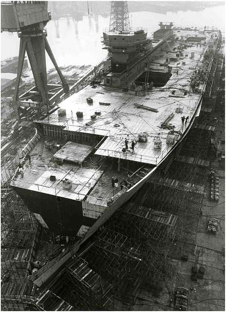 HMS Ark Royal - 20th October 1980