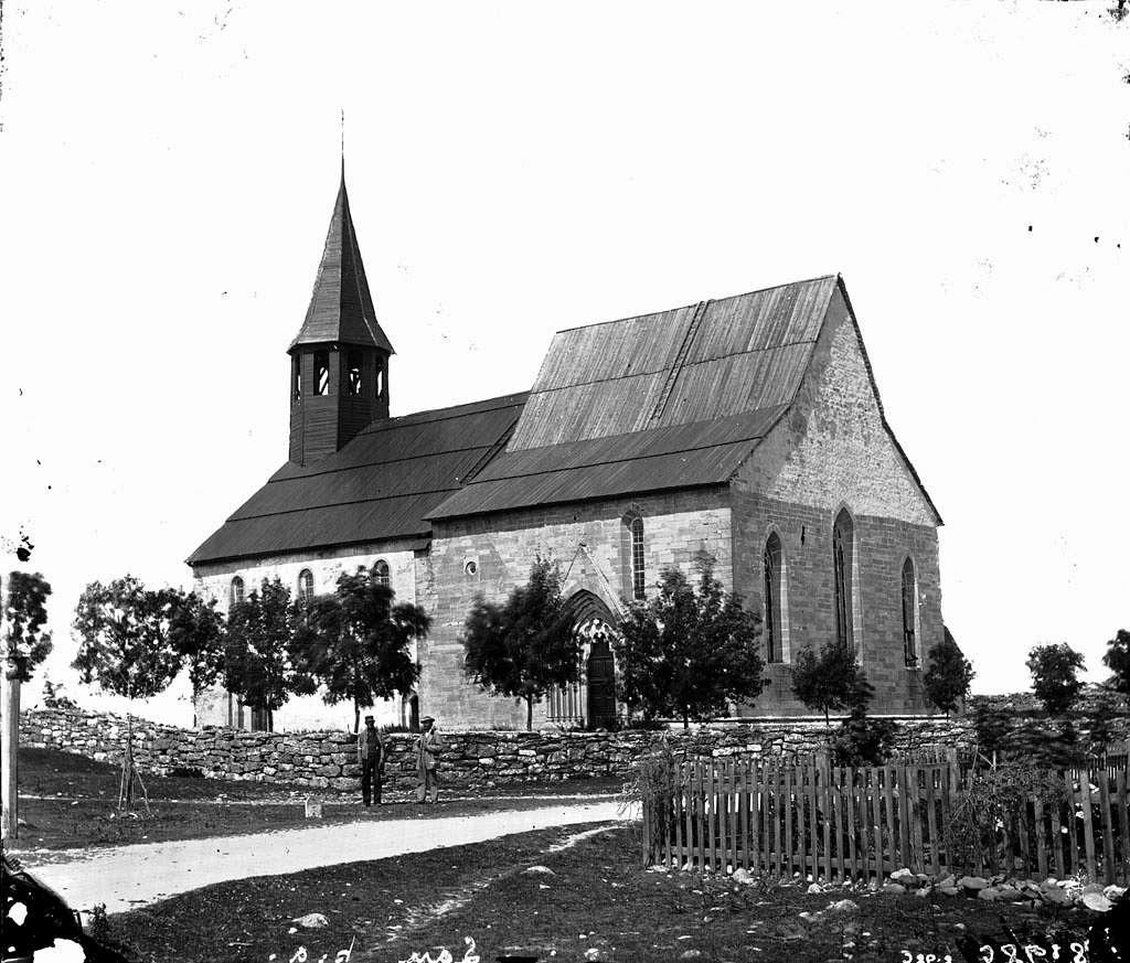 Lau Church, Gotland, Sweden