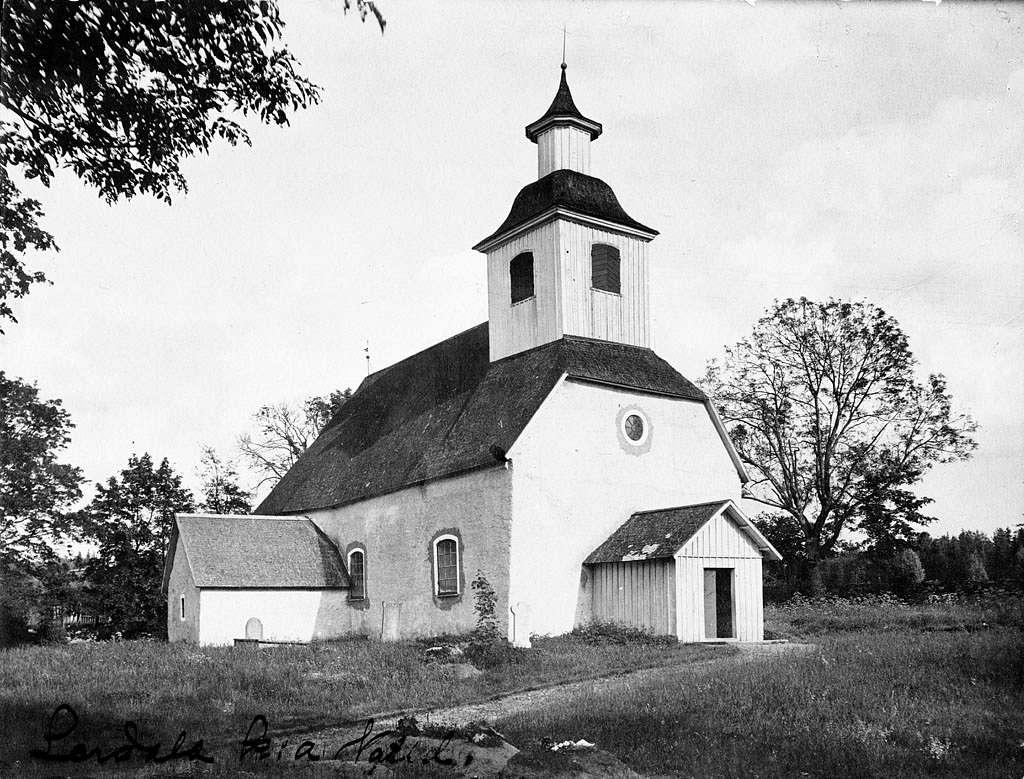 Lerdala Church, Västergötland, Sweden