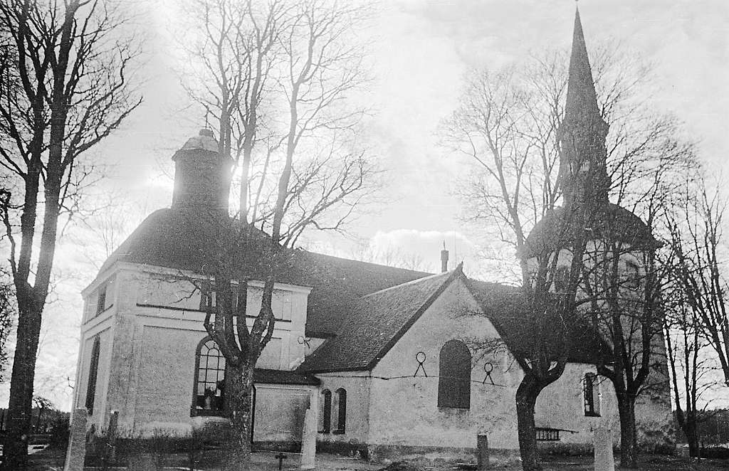 Lovö Church, Uppland, Sweden