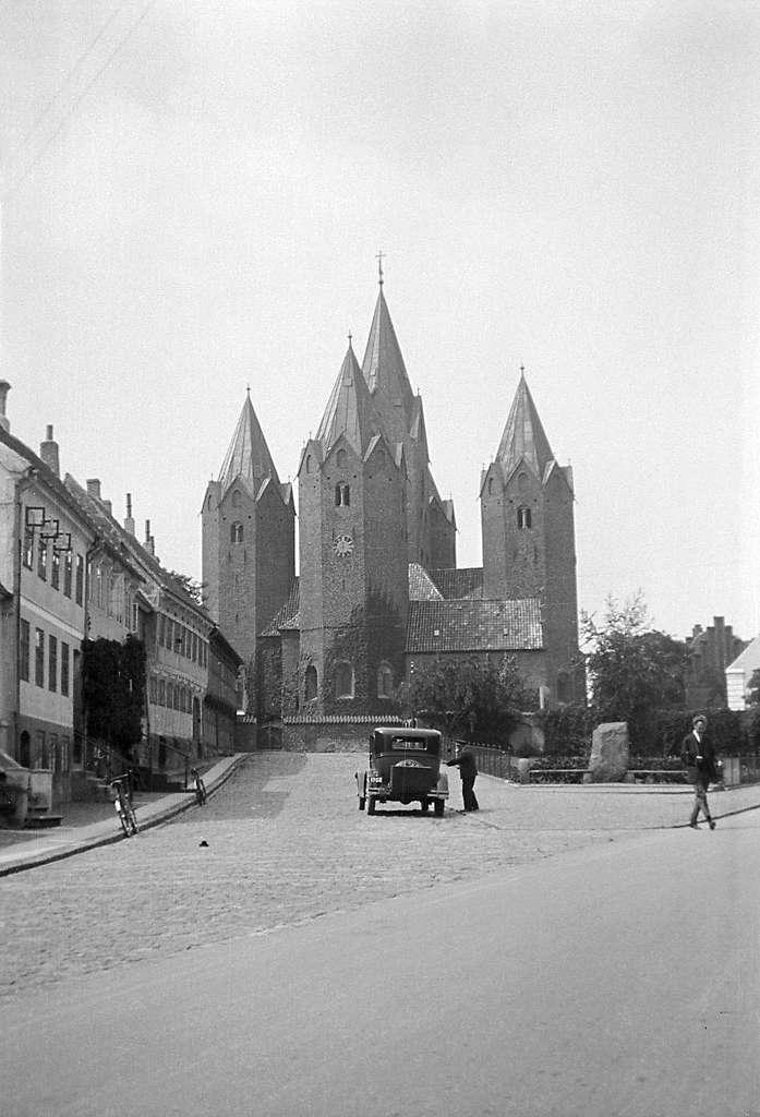 Our Lady's Church in Kalundborg, Denmark