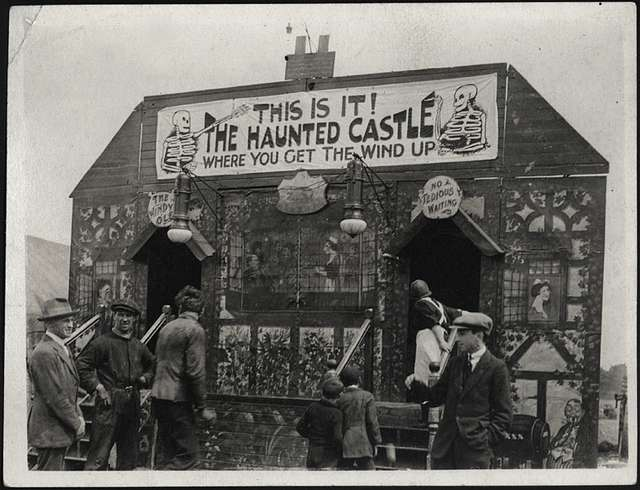 The Haunted Castle - Hoppings