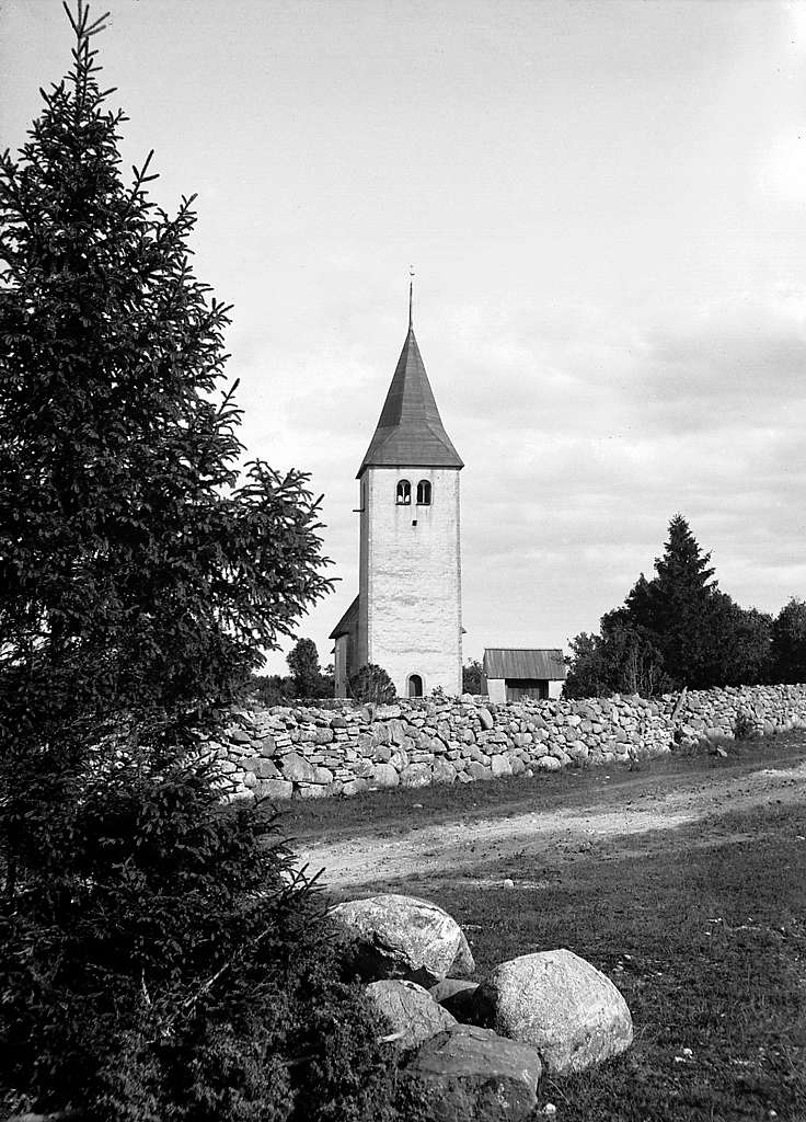 Viklau Church, Gotland, Sweden