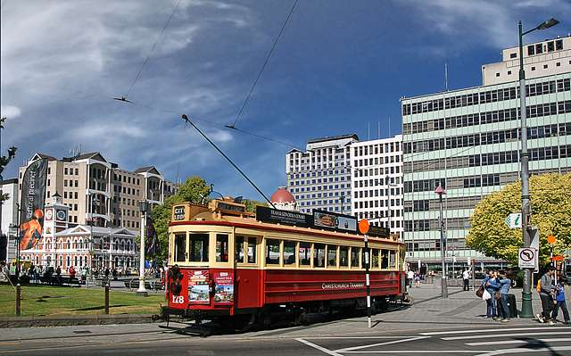 The Brill in The Square.Christchurch NZ