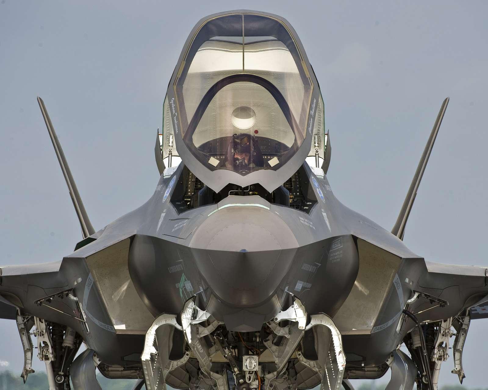 Lockheed Martin F-35 testing