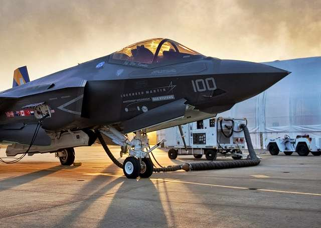 "Lockheed Martin F-35A ""Joint Strike Fighter"""
