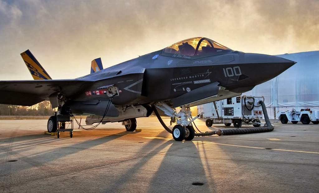 """Lockheed Martin F-35A """"Joint Strike Fighter"""""""