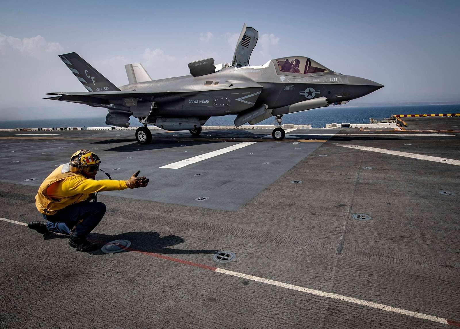 """Lockheed Martin F-35B """"Lightning II""""  (BuNo 169415)"""