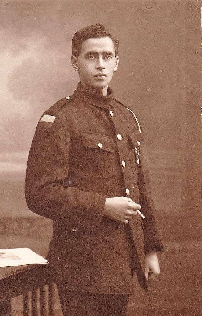 Stafford Arthur Ware  #3503 - WW1