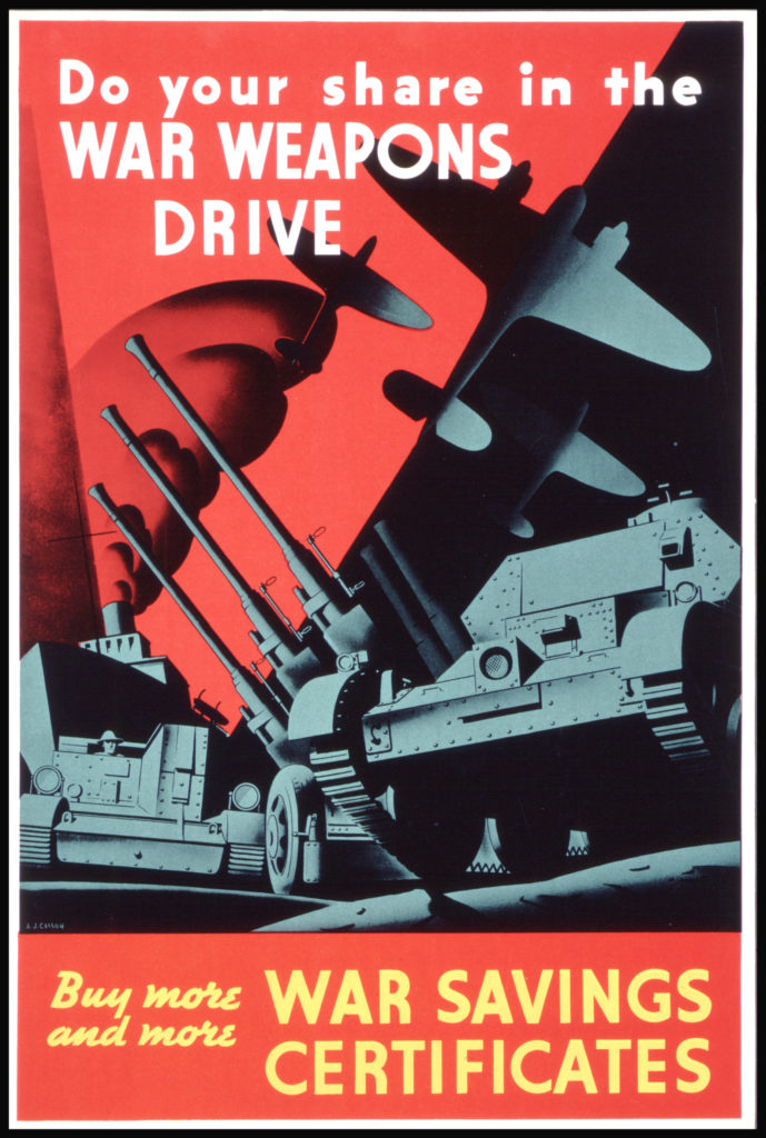 Do your share in the war weapons drive