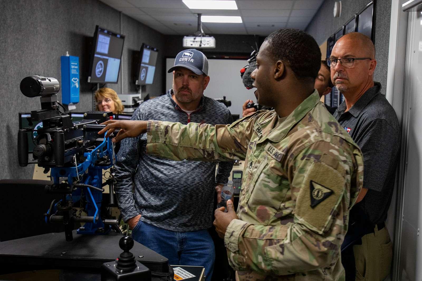New York Army National Guard Staff Sgt. Arthur Harrison