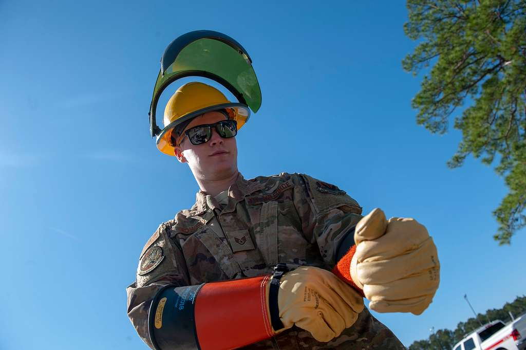 Staff Sgt. Brendan Powers, 23d Civil Engineer Squadron