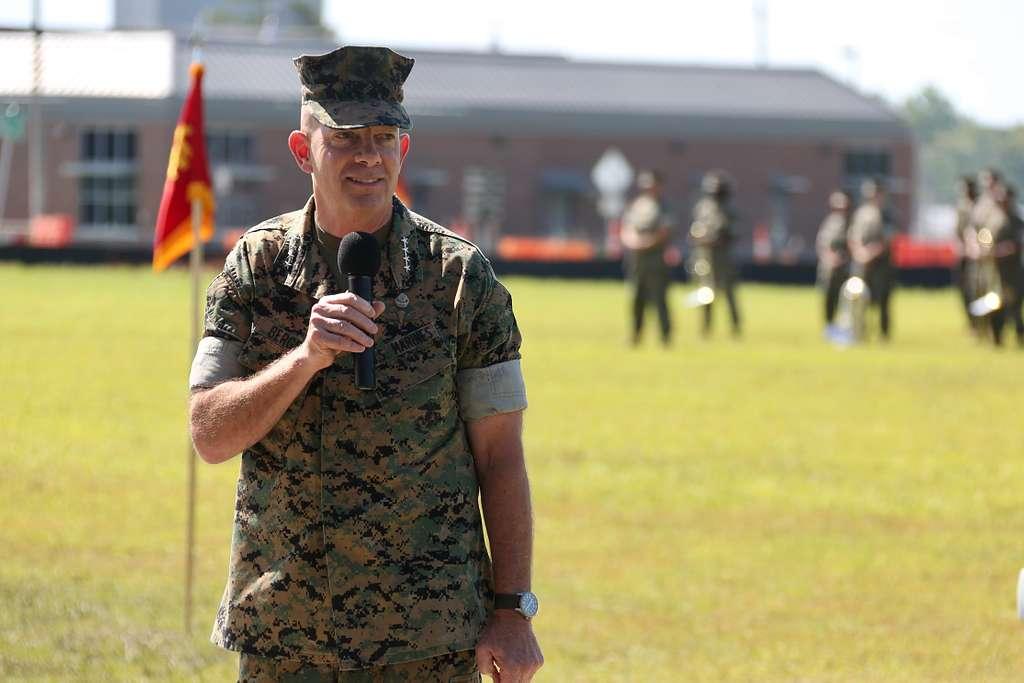 Commandant of the Marine Corps Gen. David H. Berger