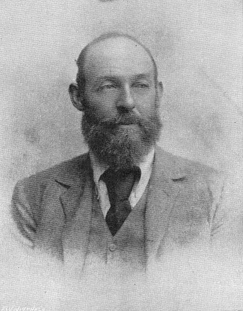 George Rowland Fearby HOFWA