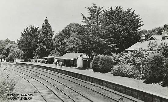 Mountevelynstation