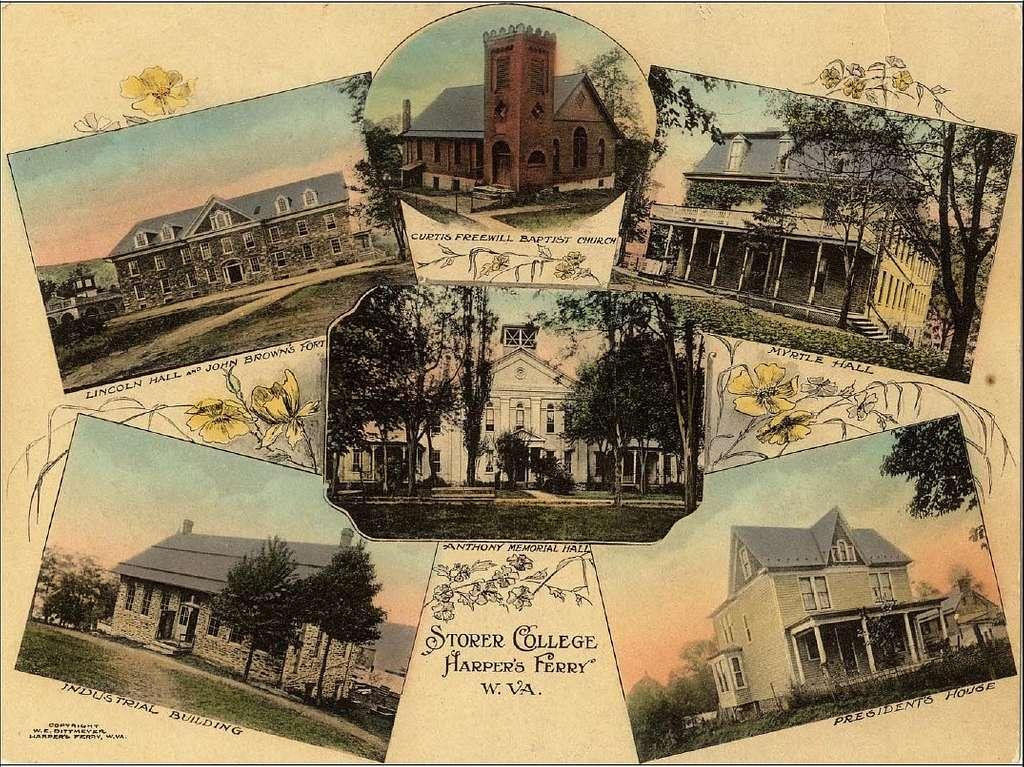 Storer College Postcard Series