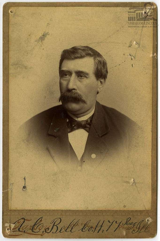 Alfred C. Bell (ALP BIB 914)