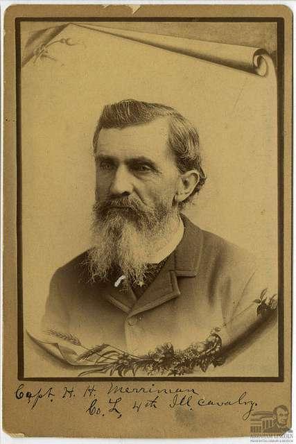 H. H. Merriman (ALP BIB 674)