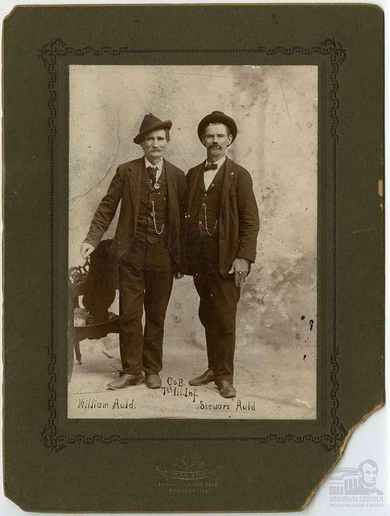 William and Stewart Auld (ALP BIB 440)