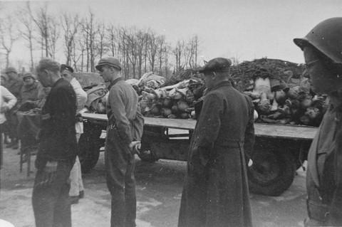 Buchenwald Germans Forced Confrontation 09811