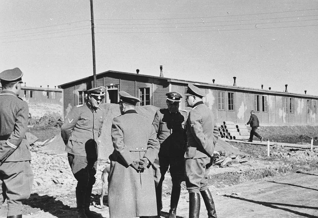 Buchenwald Hinzert SS 34560