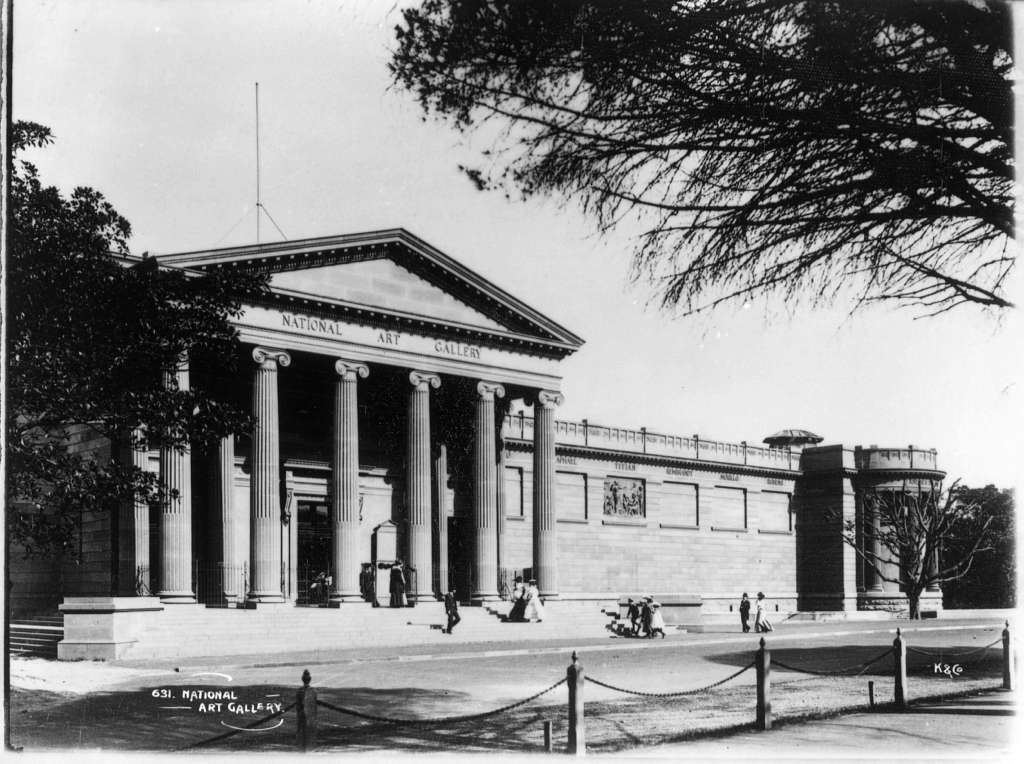 Art Gallery of New South Wales from The Powerhouse Museum Collection