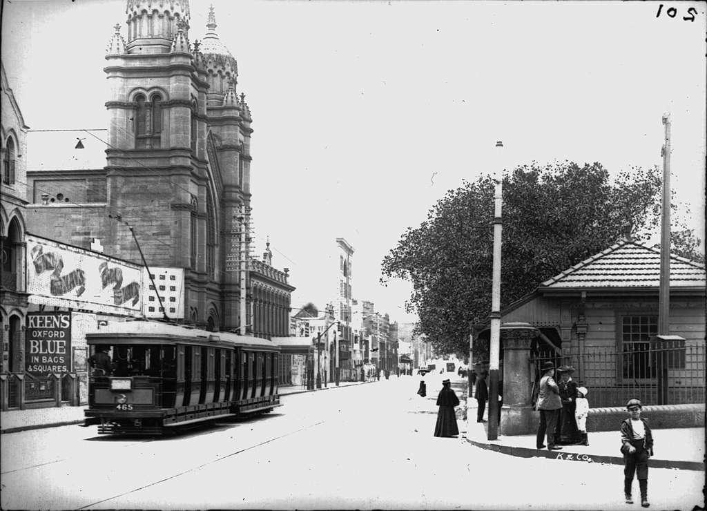Elizabeth St from The Powerhouse Museum Collection
