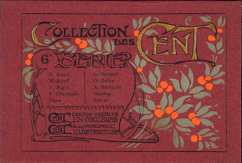 Collection des Cent - Pochette série 6
