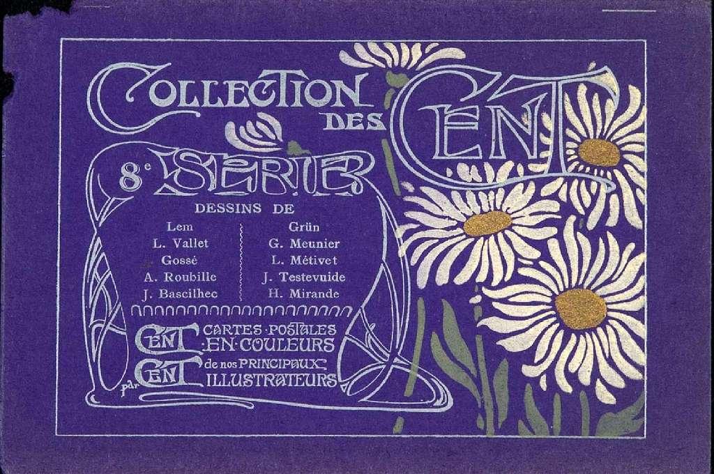 Collection des Cent - Pochette série 8