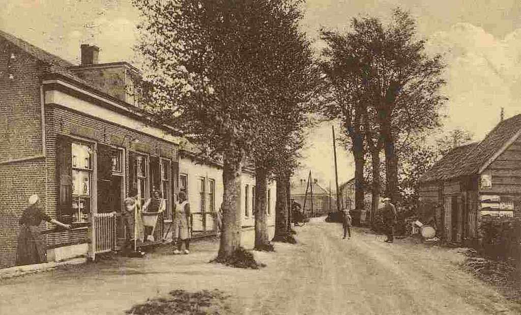 Blankenburg Zuidzijde 1925