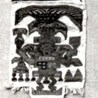 Textile Fragment, Figure