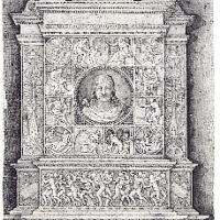 Design for a Funeral Monument