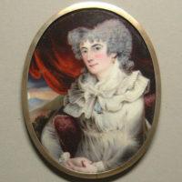 Mrs. William Bingham (Anne Willing)
