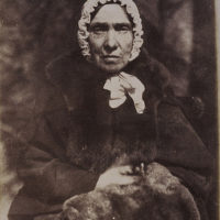 Isabella Burns, Mrs John Begg, 1771 - 1858. Youngest sister of Robert Burns