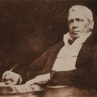Samuel Aitken. Bookseller and friend of Thomas Carlyle