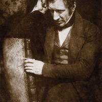 James Nasmyth, 1808 - 1890. Inventor of the steam hammer