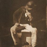 Willie Liston, Newhaven. Fisherman