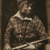 Finlay, deerstalker in the employ of Campbell of Islay