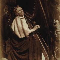 Patrick Byrne, about 1794 - 1863. Irish Harpist
