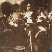 92nd Gordon Highlanders at Edinburgh Castle
