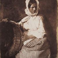 Mrs Elizabeth (Johnstone) Hall, Newhaven fishwife