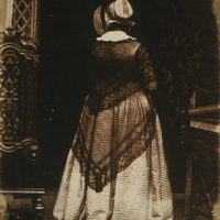 Lady Mary Hamilton (Campbell) Ruthven, 1789 - 1885. Wife of James, Lord Ruthven