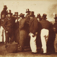 Unknown men (Newhaven)