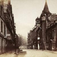 Tolbooth and Canongate, Edinburgh