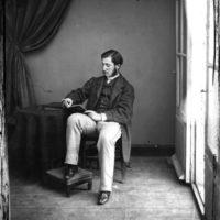Georges de Bibal, atelier Vidal, vers 1860