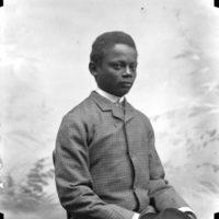 Nègre de l'Oubangui [nègre Amour?]